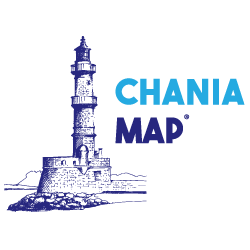 Chania Map – by MasterFold S.A Λογότυπο