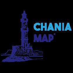 Chania Map – by MasterFold S.A Λογότυπο